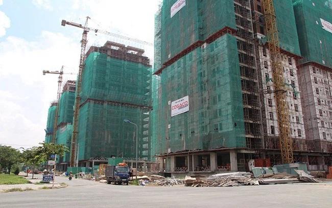 Hàng loạt dự án BĐS tại Tp.HCM vẫn đang chờ gỡ vướng