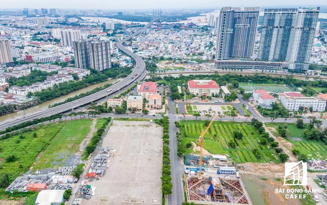 Tp.HCM kiến nghị điều chỉnh quy hoạch loạt dự án